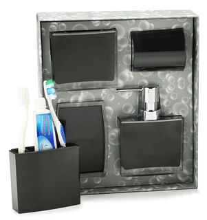 Aquastyle 4 Piece Bathroom Set