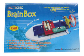 Brain Box Boat Experiment