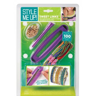 Style Me Up Sweet Links Bracelets Kit (Green)