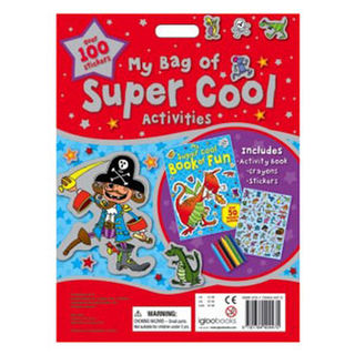 Activity Pack: My Super Cool Bag of Fun