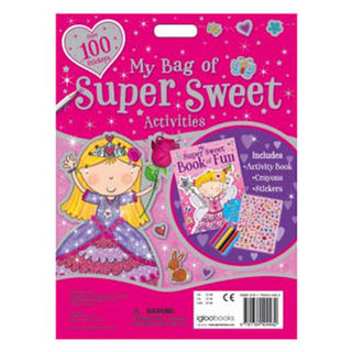 Activity Pack: My Super Sweet Bag of Fun