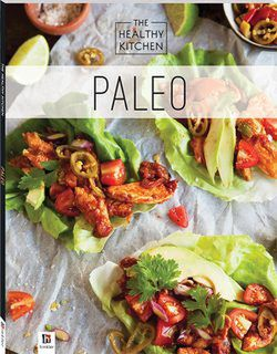 Book: The Healthy Kitchen - Paleo