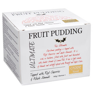 Crave Food Ultimate Fruit Pudding 140g