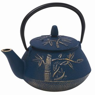 Avanti Bamboo Cast Iron Teapot 800ml