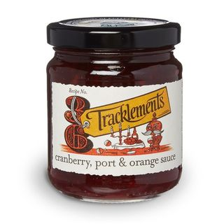 Tracklements Cranberry with Port Sauce 250g