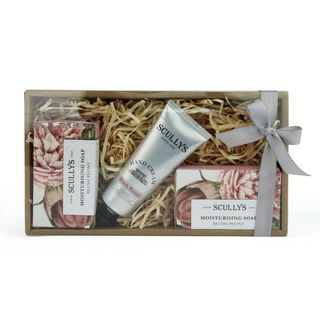 Scullys & Co Blush Peony Gift Box