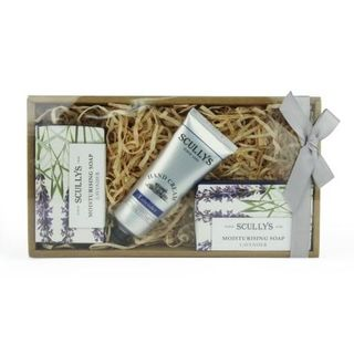 Scullys & Co Lavender Gift Box