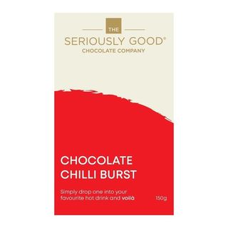 Seriously Good Chocolate Company Chocolate Chilli Bursts 150g
