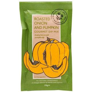 Herb & Spice Mill Roasted Onion & Pumpkin Dip 28g