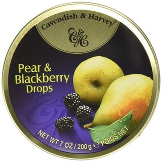 Cavendish & Harvey Pear & Blackberry Drops 200g
