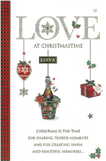Christmas Card - Love at Christmastime