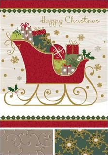 Christmas Card - Happy Christmas