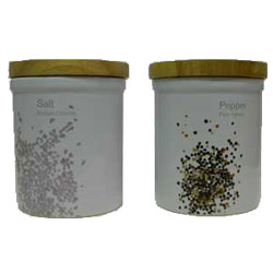 Benchmark Salt & Pepper Set