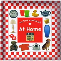 My First Word Book: At Home