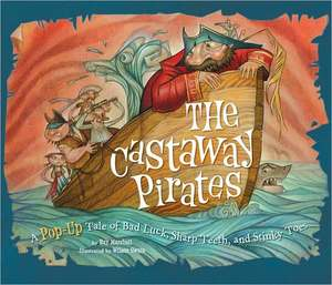 The Castaway Pirates: A Pop-Up Tale