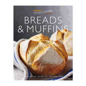 Book: Breads & Muffins (Food Lovers)