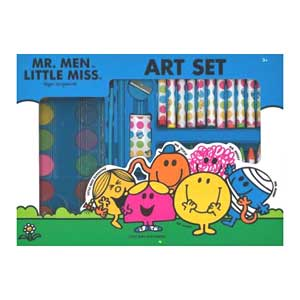 Art Set: Mr Men & Little Miss