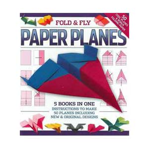 Fold & Fly Paper Planes Binder