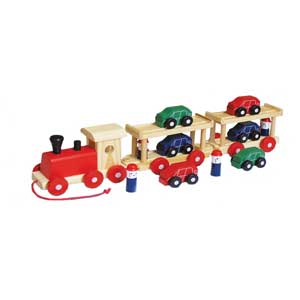 Wooden & Metal Toys