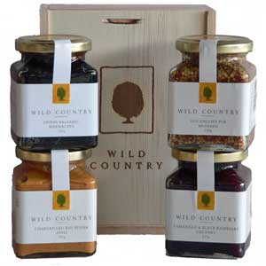 Wild Country 4-Pack Gift Box