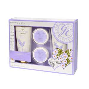 Grace Cole Ultimate Perfection Lavender Gift Box
