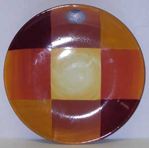 Living Art Roxy Round Side Plate