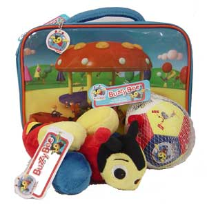 Buzzy Bee Lunch Box Gift Set