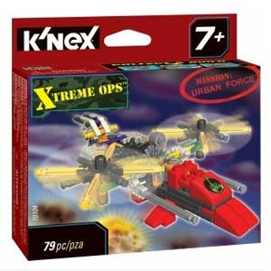 K'Nex Xtreme Ops Mission: Urban Force