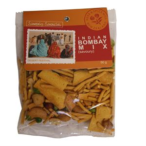 Sneaky Snacks Indian Bombay Mix