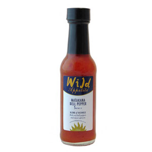 Wild Appetite Matakana Bell Pepper Pour Over 150ml