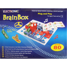 Brain Box Over 80 Exciting Experiments