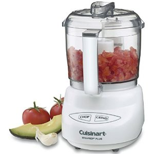 Cuisinart Mini Prep Food Processor - White