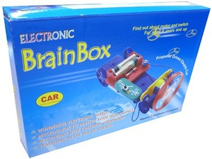 Brain Box Car Experiment