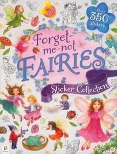Book: Forget-Me-Not Fairies Sticker Collection