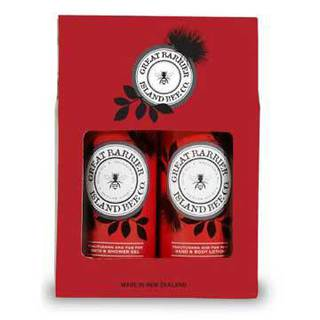 Great Barrier Island Pohutukawa & Paw Paw Gift Set
