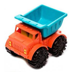 Battat Mini Truck - Orange & Blue