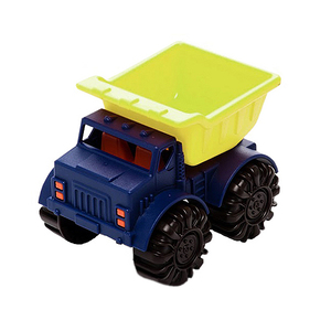 Battat Mini Truck - Blue & Yellow