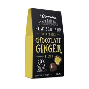 Donovans Chocolate Ginger Pieces 180g