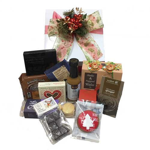 A Traditional Christmas Hamper