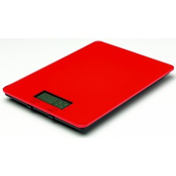 Avanti Digital Kitchen Scales - Red