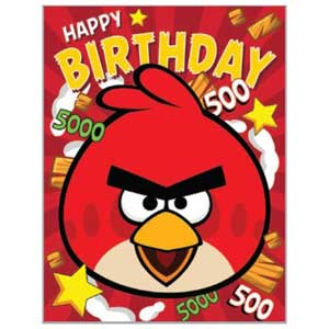 Gift Card: Angry Birds