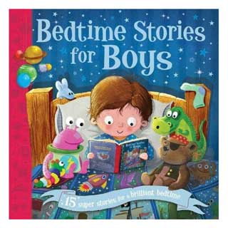 My First Bedtime Treasury - Bedtime Stories For Boys