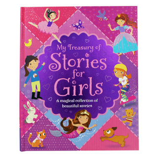 My Treasury of Stories for Girls