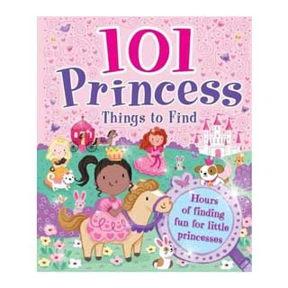 101 Princess Things To Find