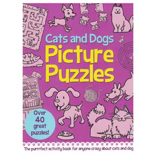 Cats and Dogs Picture Puzzles