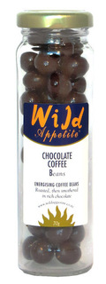 Wild Appetite Chocolate Coated Coffee Beans 100g