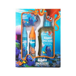 Smackers Finding Dory Bath & Hair Gift Set