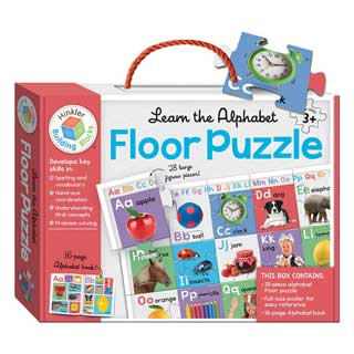 Learn the Alphabet Floor Puzzle