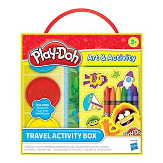 Play-Doh Travel Activity Box