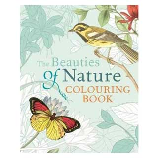 The Beauties of Nature Colouring Book